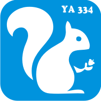 "Трафарет для бодиарта ""Мир животных"" код № YA 334"
