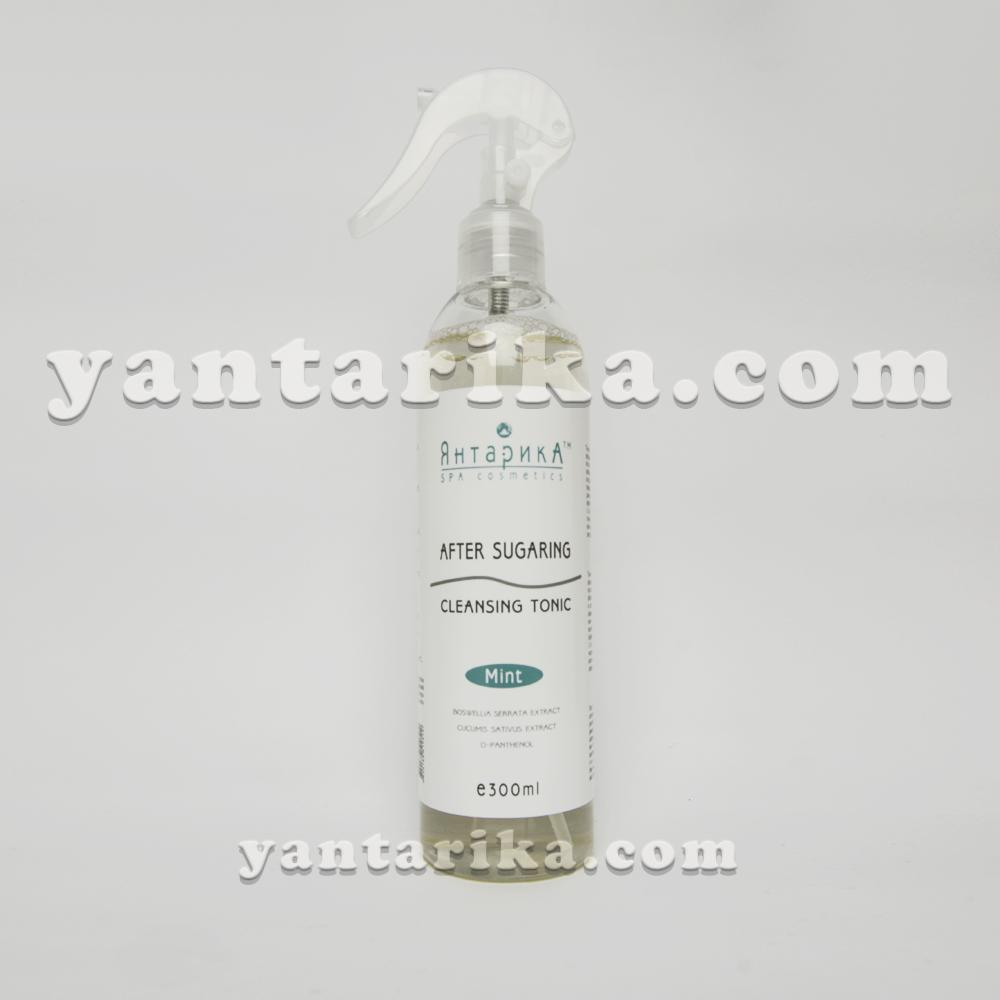 Тоник очищающий «Мята»  «CLEANSING TONIC  «mint», 300мл