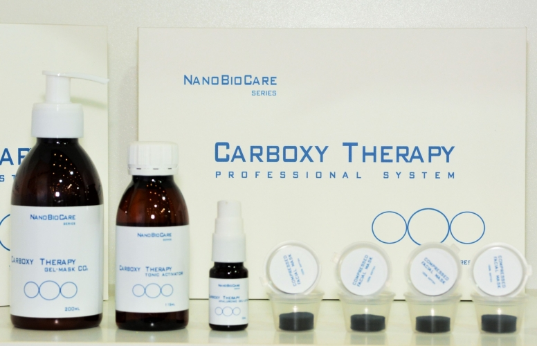 "NanoBioCare series ""Carboxy Therapy"" Карбокситерапия набор"